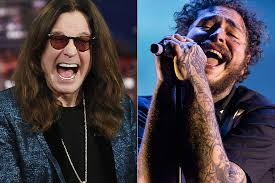 Image result for pictures of Ozzy Osbourne and Post Malone